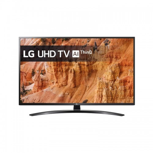 "SMART TV LG 55"" POLLICI 4K ULTRA HD 55UN740"